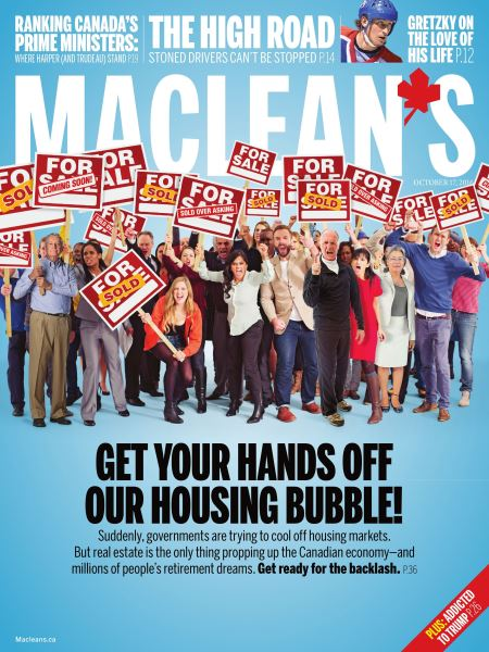 Issue: - October 17, 2016 | Maclean's
