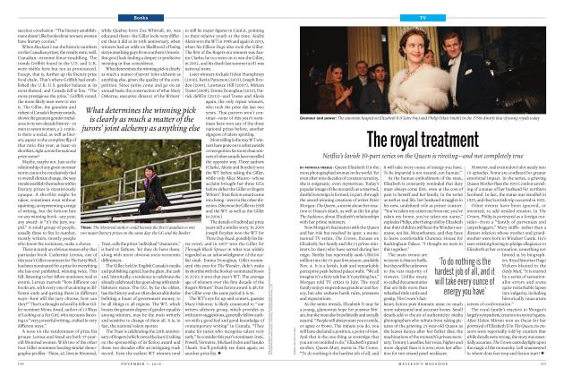 Article Preview: The royal treatment, NOVEMBER 7 2016 | Maclean's