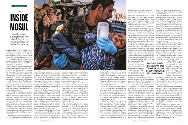 Article Preview: INSIDE MOSUL, December 19 2016 | Maclean's