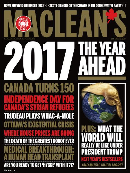 Issue: - JANUARY  2017 | Maclean's