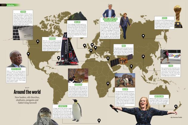 Article Preview: Around the world, JANUARY 2017 | Maclean's