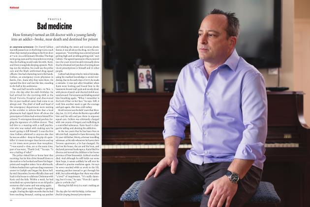 Article Preview: Bad medicine, FEBRUARY 2017 2017 | Maclean's