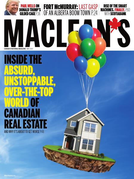 Issue: - MAY 2017 | Maclean's