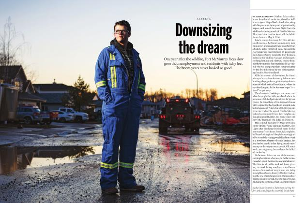 Article Preview: Downsizing the dream, MAY 2017 | Maclean's