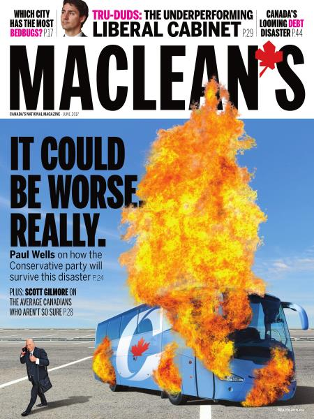 Issue: - JUNE 2017 | Maclean's