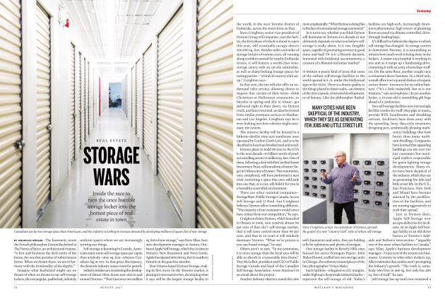 Article Preview: STORAGE WARS, AUGUST 2017 | Maclean's
