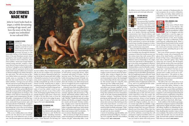 Article Preview: THE RISE AND FALL OF ADAM AND EVE Stephen Greenblatt, SEPTEMBER 2017 | Maclean's