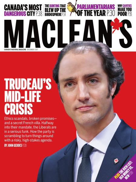 Issue: - DECEMBER 2017 | Maclean's