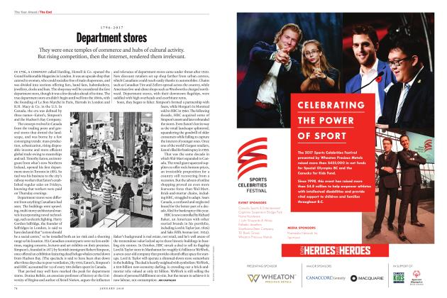 Article Preview: 1796-2017 Department stores, JANUARY 2018 | Maclean's