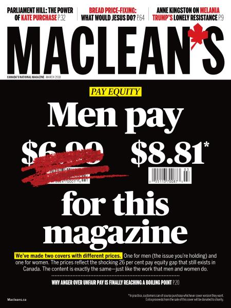Issue: - MARCH 2018 | Maclean's