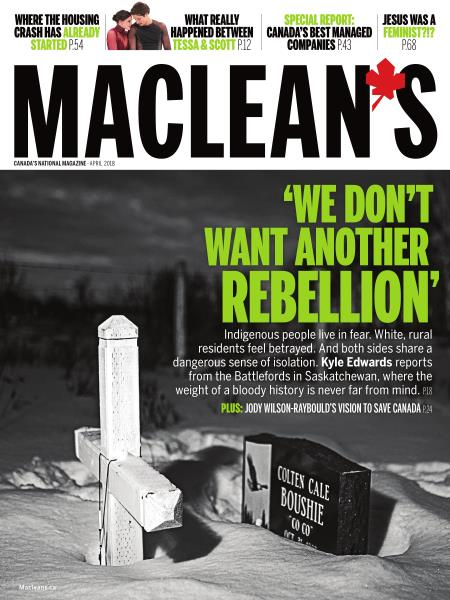 Issue: - APRIL 2018 | Maclean's