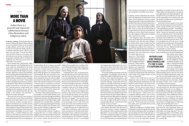 Article Preview: MORE THAN A MOVIE, MAY 2018 | Maclean's