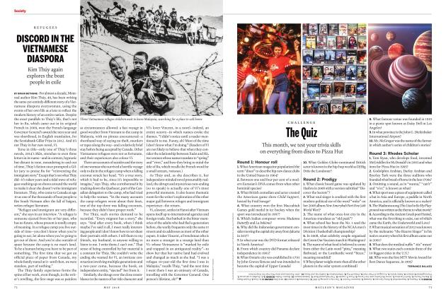 Article Preview: DISCORD IN THE VIETNAMESE DIASPORA, MAY 2018 2018 | Maclean's