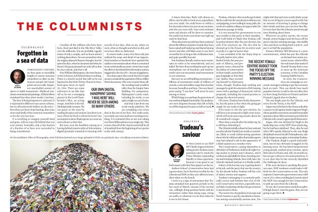 Article Preview: Forgotten in a sea of data, MAY 2018 | Maclean's