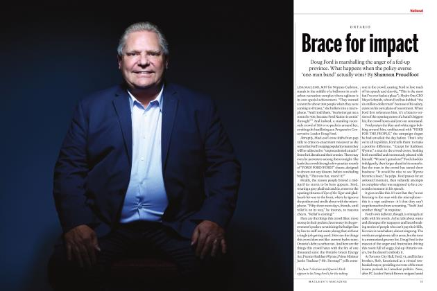Article Preview: Brace for impact, June 2018 | Maclean's