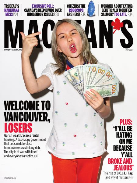 Issue: - JULY 2018 | Maclean's
