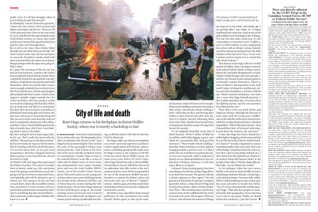 Article Preview: City of life and death, SEPTEMBER  2018 | Maclean's