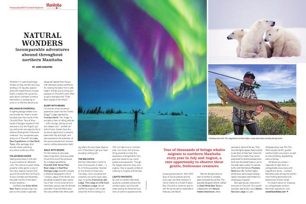 Article Preview: NATURAL WONDERS, OCTOBER 2018 | Maclean's