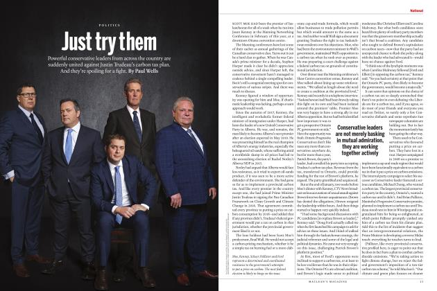 Article Preview: Just try them, DECEMBER 2018 | Maclean's