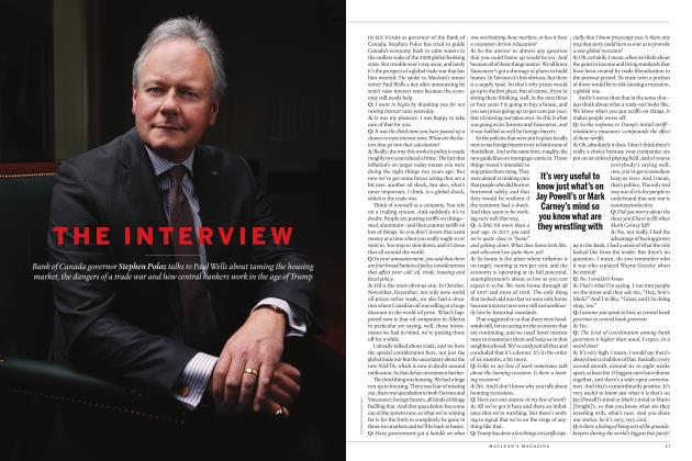 Article Preview: THE INTERVIEW, JUNE 2019 | Maclean's