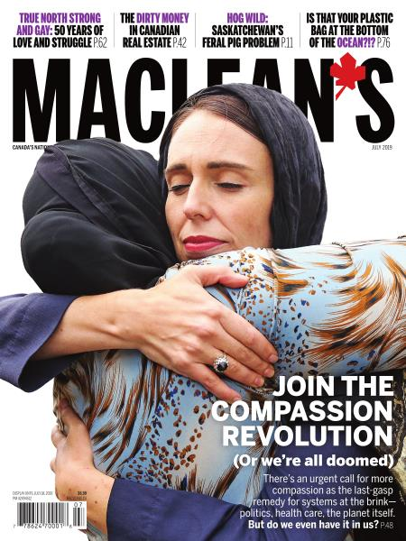 Issue: - JULY 2019 | Maclean's