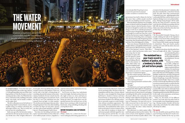Article Preview: THE WATER MOVEMENT, AUGUST 2019 | Maclean's