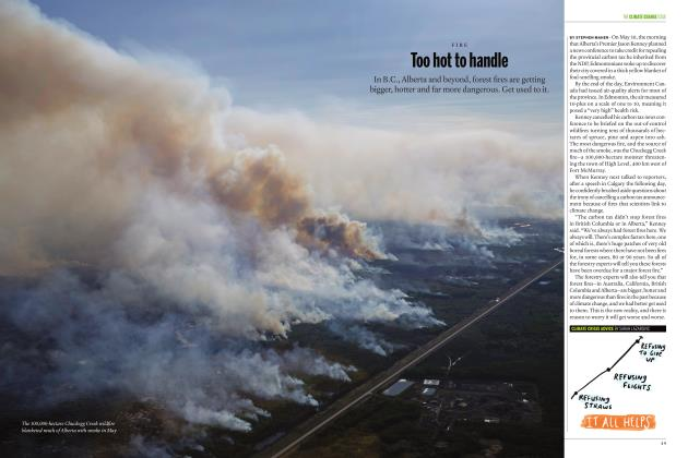 Article Preview: Too hot to handle, AUGUST 2019 | Maclean's