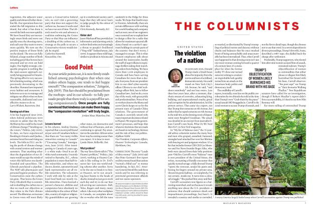 Article Preview: The violation of a nation, AUGUST 2019   Maclean's