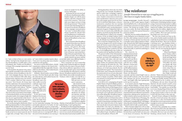 Article Preview: The reinforcer, SEPTEMBER 2019 | Maclean's