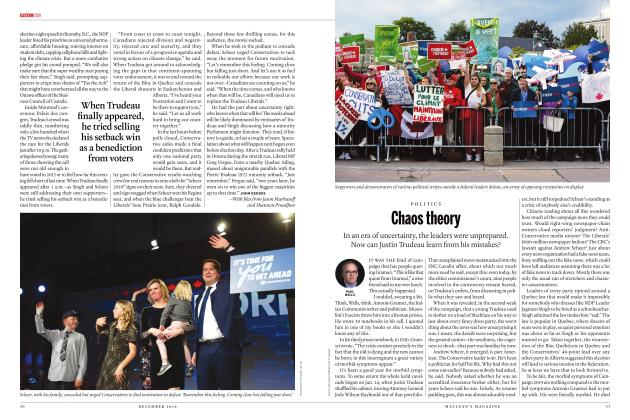 Article Preview: Chaos theory, DECEMBER 2019 | Maclean's
