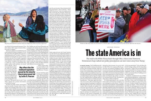 Article Preview: The state America is in, DECEMBER 2019 | Maclean's