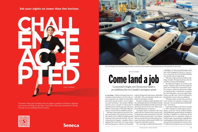 Article Preview: Come land a job, DECEMBER 2019 | Maclean's
