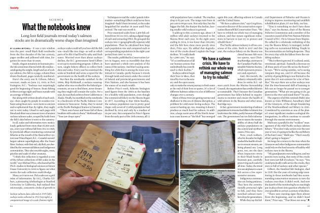 Article Preview: What the notebooks knew, DECEMBER 2019 | Maclean's