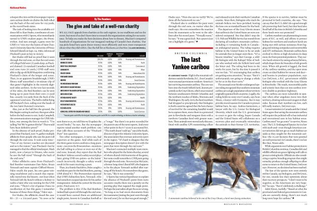 Article Preview: The last Yankee caribou, DECEMBER 2019 | Maclean's