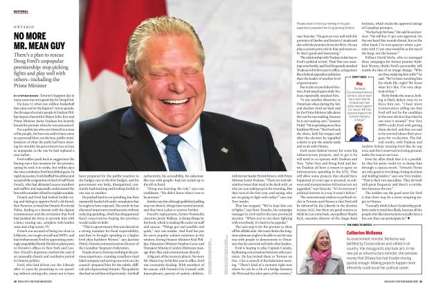 Article Preview: NO MORE MR. MEAN GUY, JANUARY 2020 | Maclean's