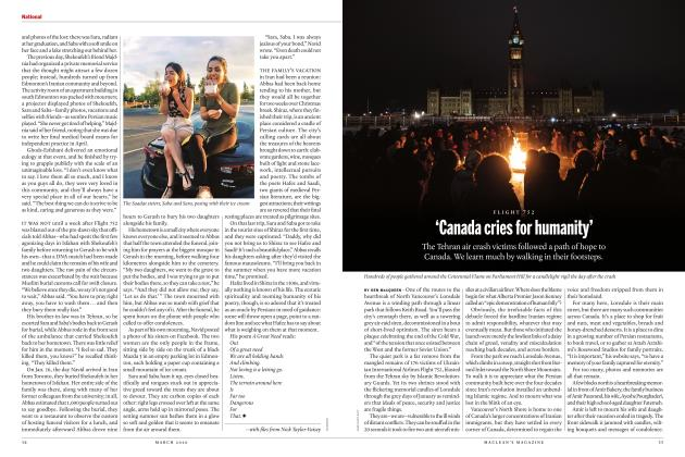 Article Preview: 'Canada cries for humanity', March 2020 | Maclean's