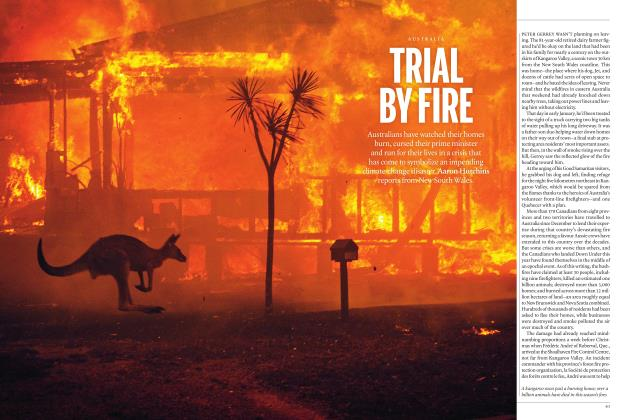 Article Preview: TRIAL BY FIRE, March 2020 | Maclean's