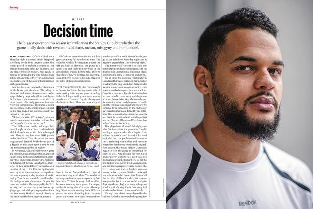 Article Preview: Decision time, March 2020 | Maclean's