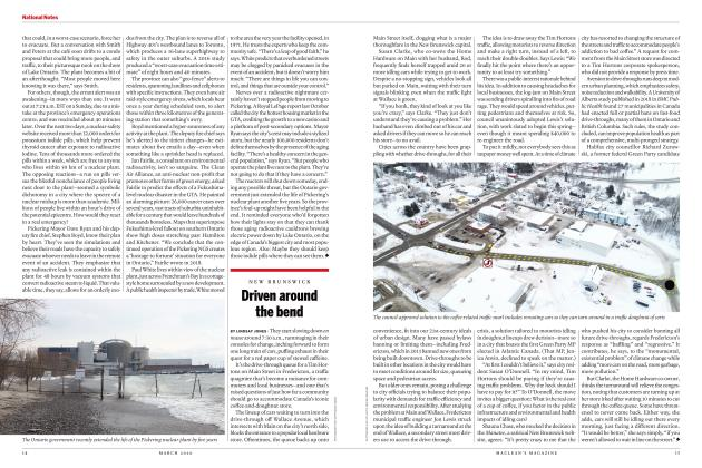 Article Preview: Driven around the bend, March 2020   Maclean's