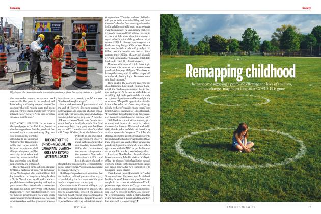 Article Preview: Remapping childhood, JULY 2020 | Maclean's