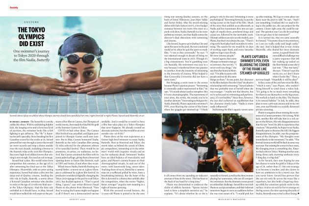 Article Preview: THE TOKYO OLYMPICS DID EXIST, AUGUST 2020   Maclean's