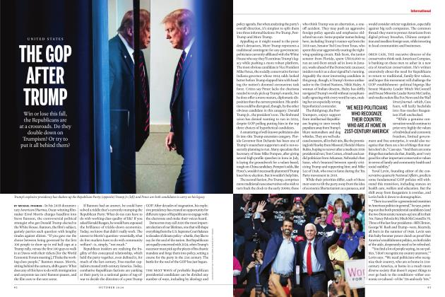 Article Preview: THE GOP AFTER TRUMP, OCTOBER 2020 | Maclean's