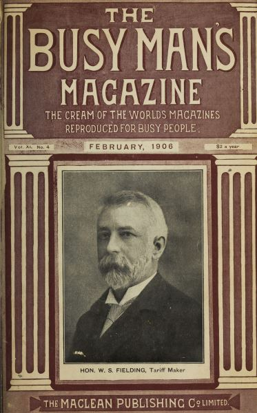 Issue: - February 1906 | Maclean's
