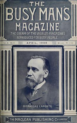 Cover for the April 1 1906 issue