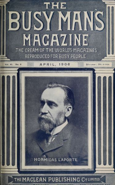 Issue: - April 1906 | Maclean's