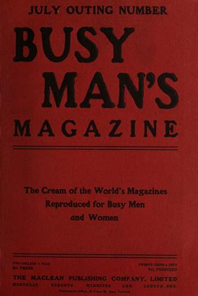 Cover for the July 1 1907 issue