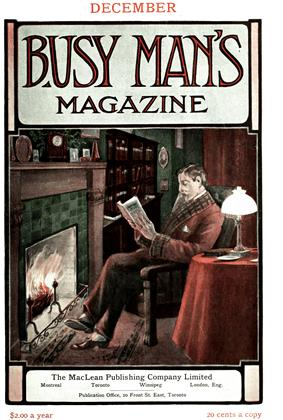 Cover for the December 1 1907 issue