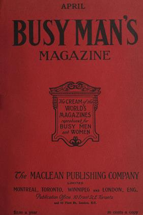 Cover for the April 1 1908 issue