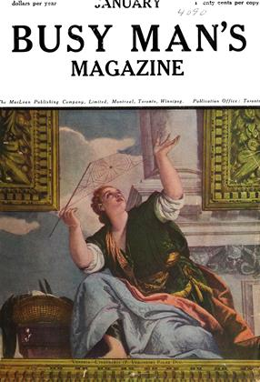 Cover for the January 1 1910 issue