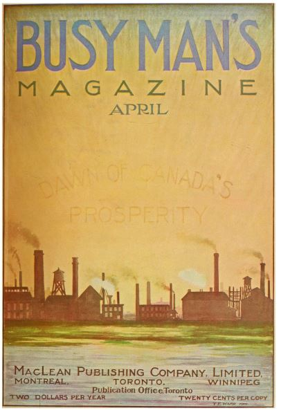 Issue: - April 1910 | Maclean's